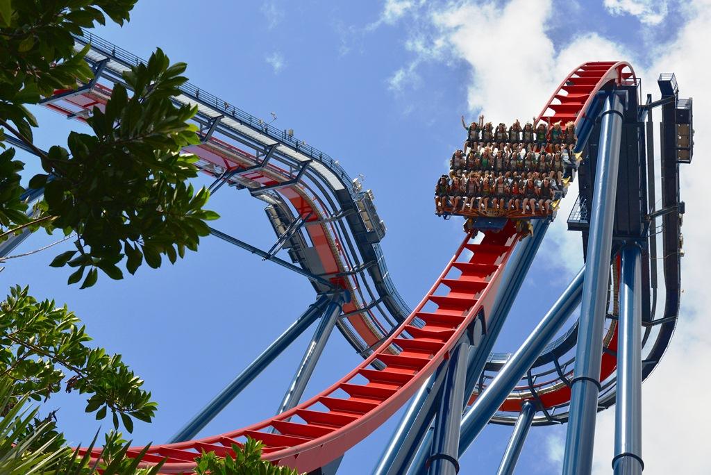 dive coaster